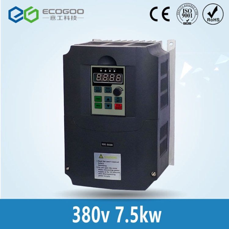 7.5kw 380V Integrated Module Frequency Solar Inverter