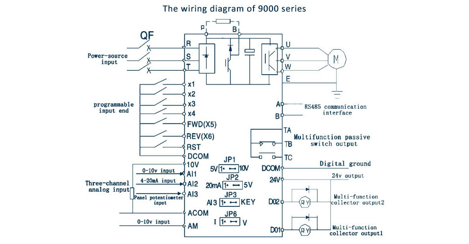 9000 Series Wiring Diagram And Technical Standardsecogoo